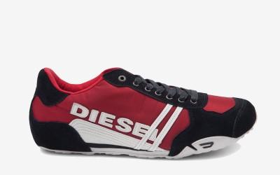 Diesel shoes 2017 red black 1 1