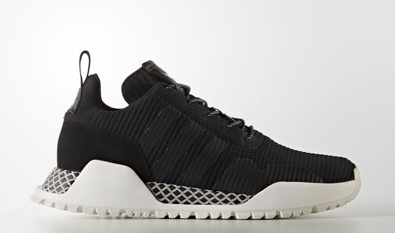 release date 0caf4 378e8 ... adidas a.f. 1.4 primeknit black white