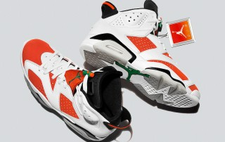 "Air Jordan 6 Like Mike ""Gatorade"""