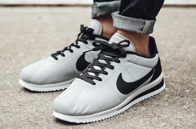 promo code f5de7 a4de9 Nike Cortez Wolf Gray Sale