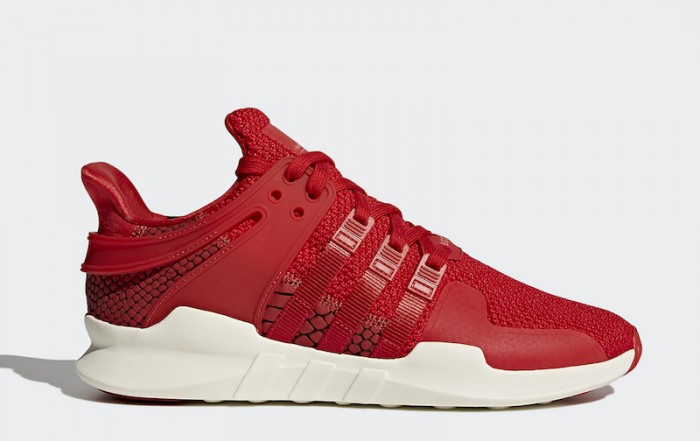adidas EQT Support ADV Scarlet Sneaker Sale