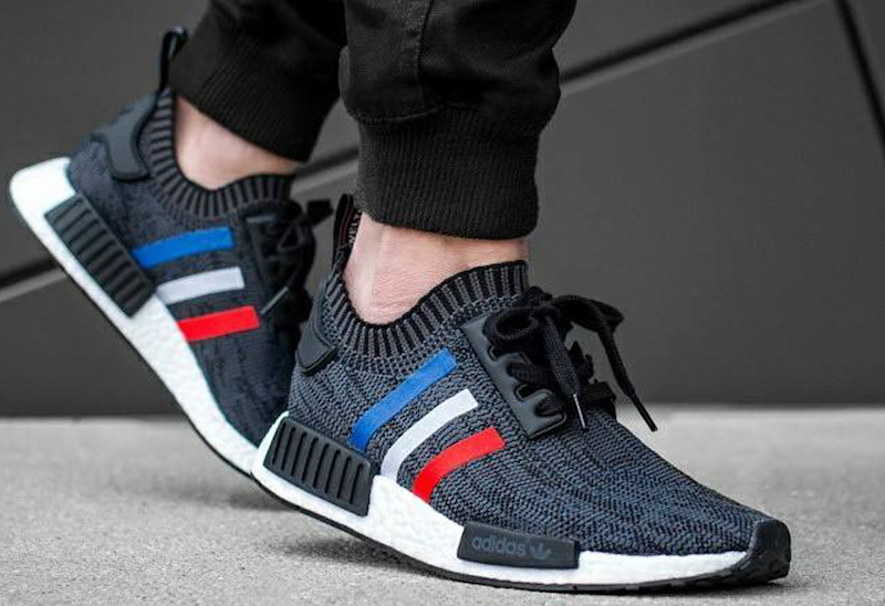 3 adidas NMD Primeknit Tri-Color BB2887