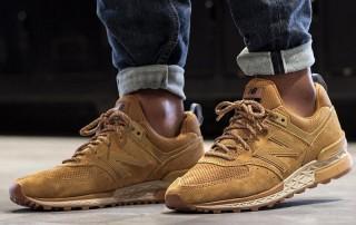 New Balance 574 Sport Suede Sneaker sale