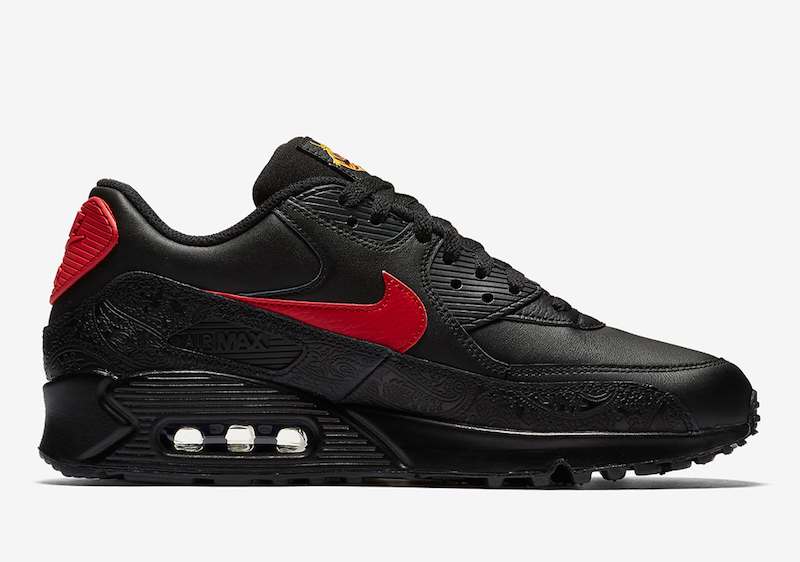new style 01e55 07b79 Now Available - Nike Air Max 90 Chinese New Year 2018 - Soleracks