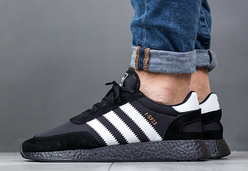 b34c6a20f Now Available - adidas Iniki I-5923 Black Boost - Soleracks