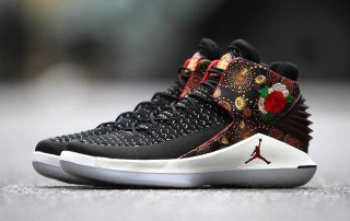Air Jordan XXXII 'Chinese New Year'
