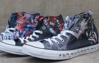 Converse DC Comics Shoes Collection