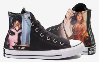 e31f15ab3551 Converse DC Comics Shoes Collection