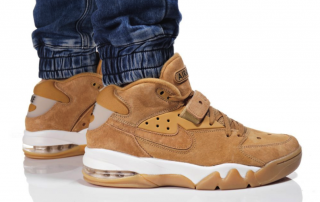 nike air force max premium flax sale