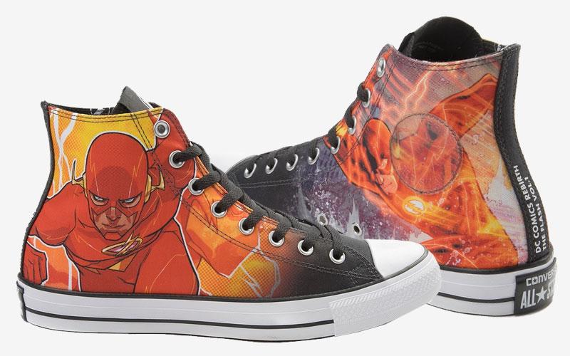 Converse Flash DC Comics 161390C 2018