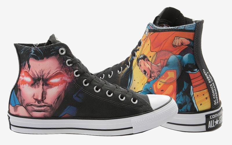 Converse Superman DC Comics 2018 161389C