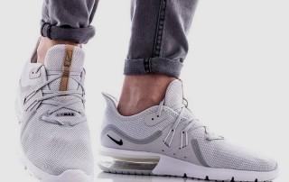 Nike Air Max Sequent 3 Gray Platinum