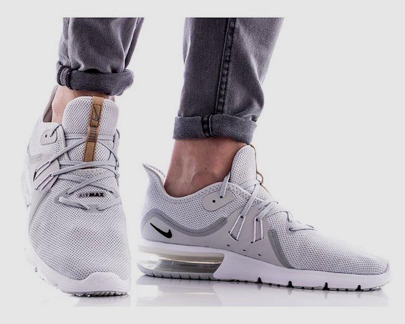 Détails sur Nike Men's Shoes Air Max Sequent 3 #921694 010