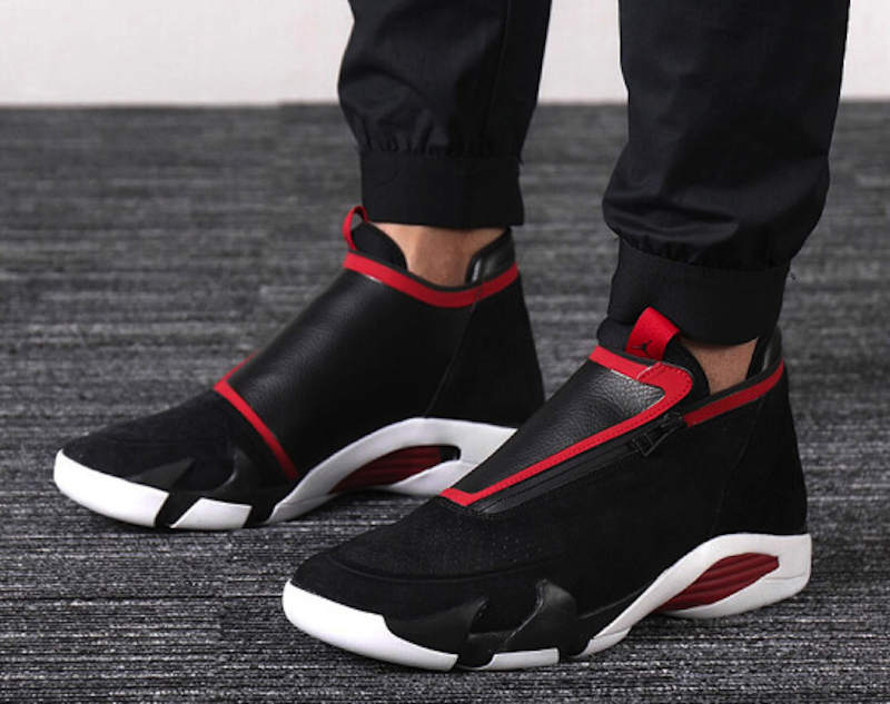 Jordan Jumpman Z Black Red Sale