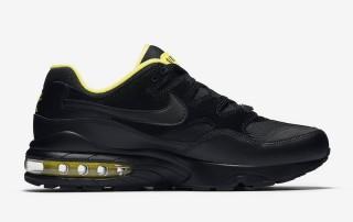 Nike Air Max 94 Black Yellow AV8197 sale