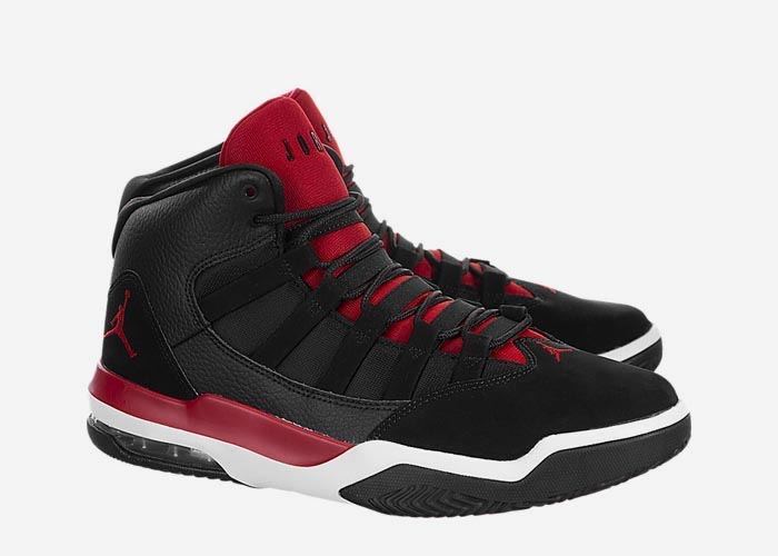Jordan Aura black university red sale