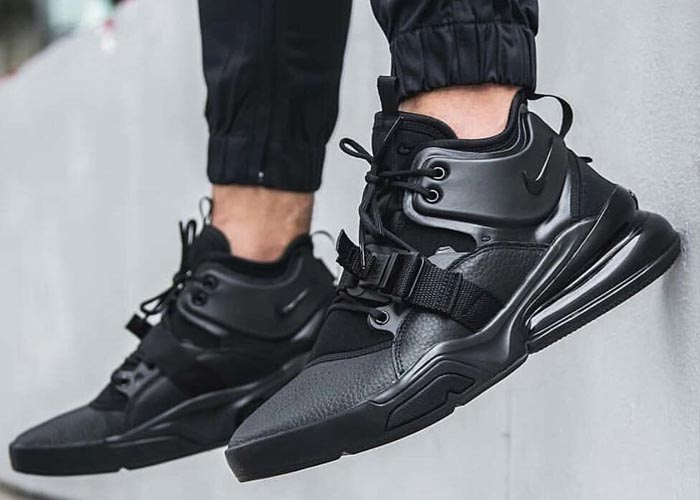 Nike Air Force 270 triple black AH6772-010