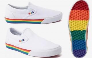 Vans Slip On Pride 2019