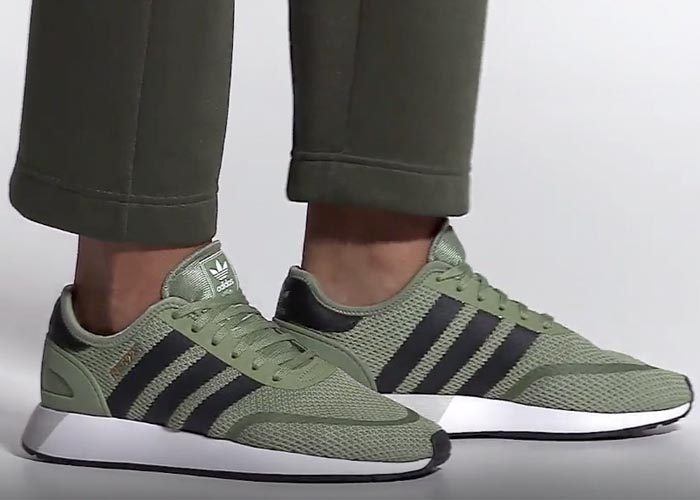 adidas Originals N-5923 Medium Green sale