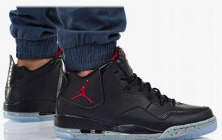 Jordan Courtside 23 black red sale