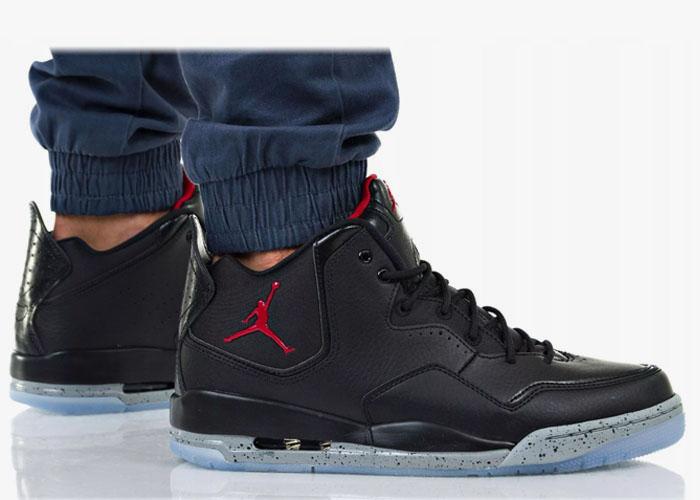 Jordan Courtside 23 black red sale