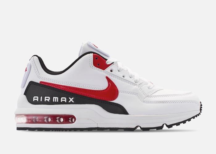 Nike Air Max LTD white university red BV1171 100