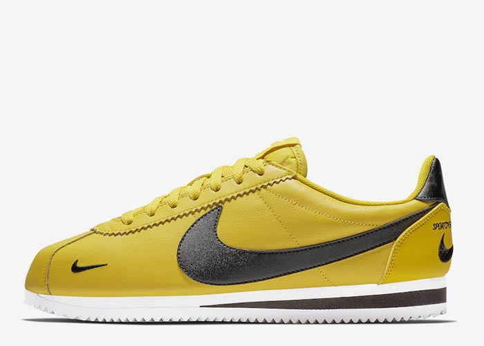 Nike Cortez Premium Bright Citron