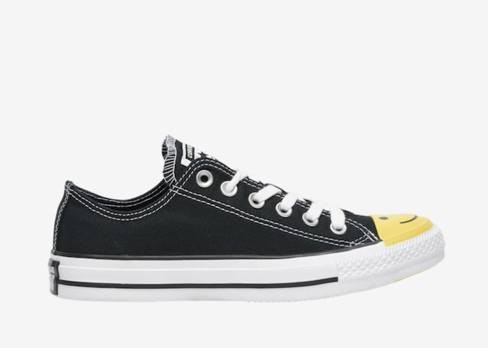 Converse All Star Smiley Face black 165578C