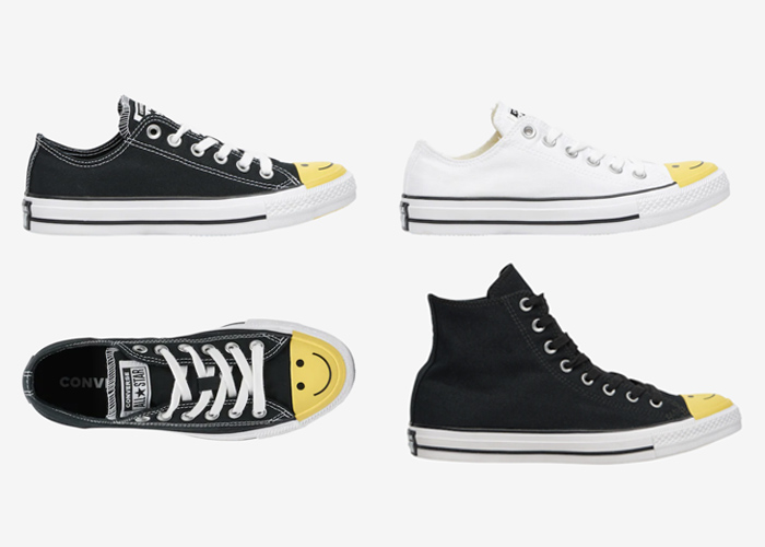 Converse Smiley Face Collection