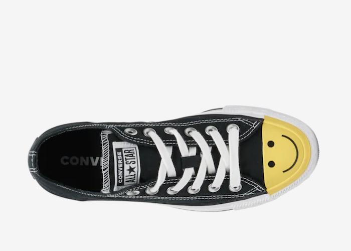 Converse smiley face 165578C