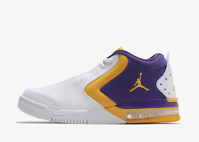 Jordan Big Fund Lakers Sneaker Sale $69