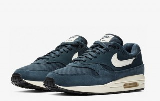 Nike Air Max 1 armory Navy AH8145 401 03
