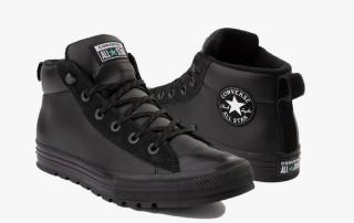 Converse chuck taylor street leather 166071C