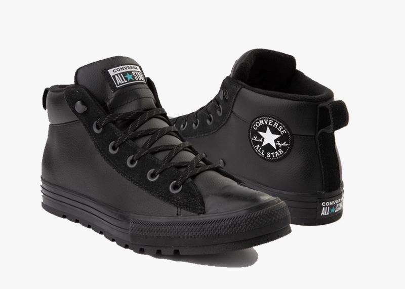 Converse chuck taylor street leather 166071C