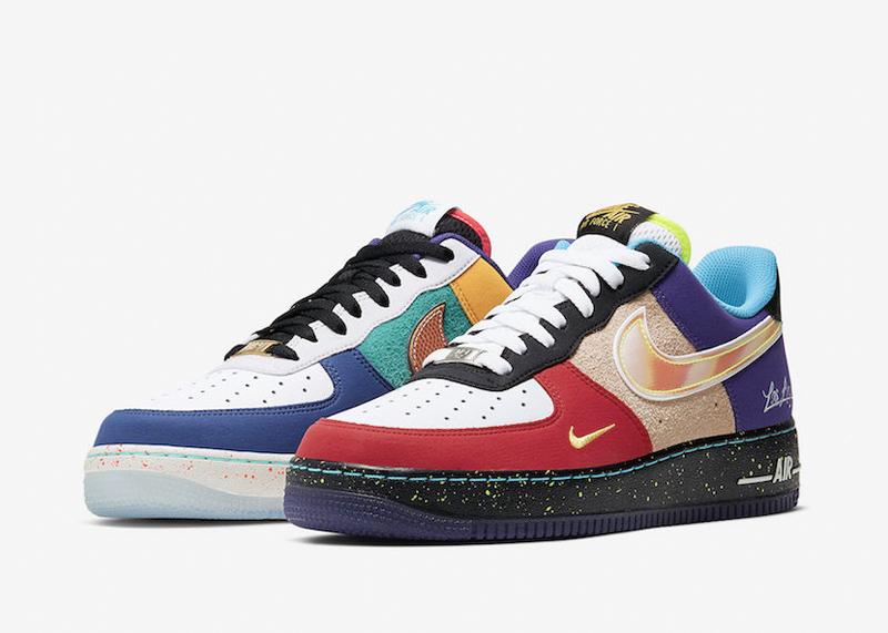 Nike CT1117-100 What The LA 3