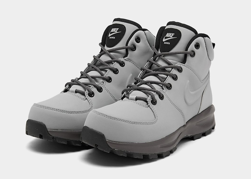 Nike Manoa Gray Black 454350 004 1