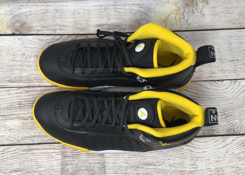 Jordan Jumpman Pro 906876 070 black yellow 2