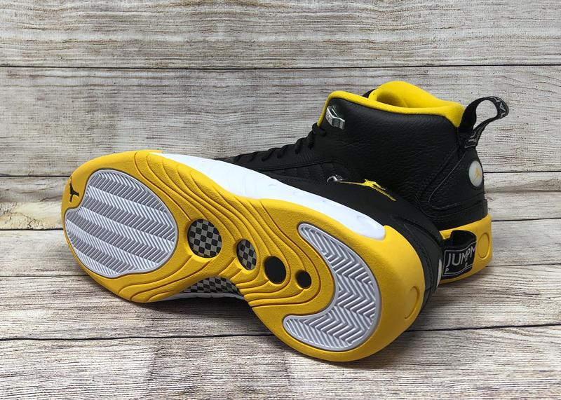 Jordan Jumpman Pro 906876 070 black yellow 3