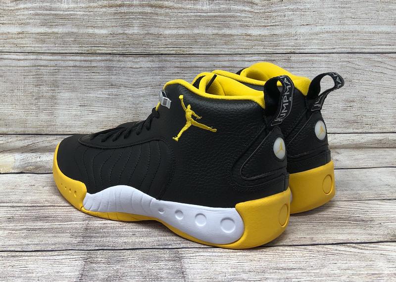Jordan Jumpman Pro 906876 070 black yellow 4