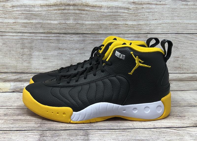 Jordan Jumpman Pro 906876 070 black yellow 5