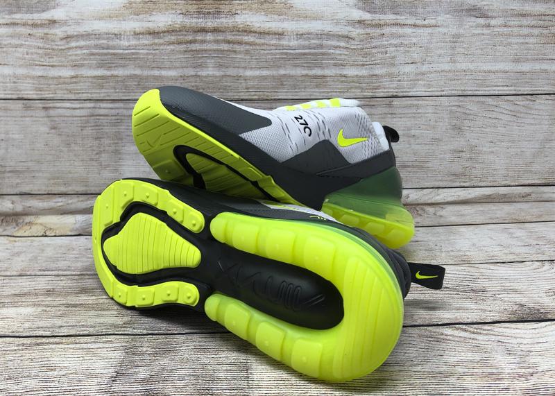Nike Air Max 270 Platinum Tint Volt Sale $119.99 | Soleracks