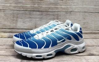 Nike Air Max Plus 852630 411 battle blue blue gaze black3