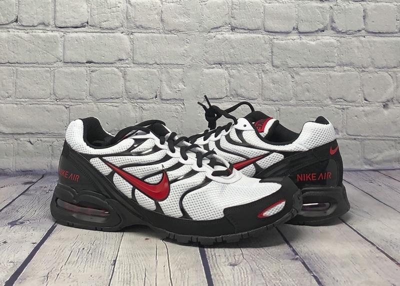 Nike Air Max Torch 4 White University Red Black