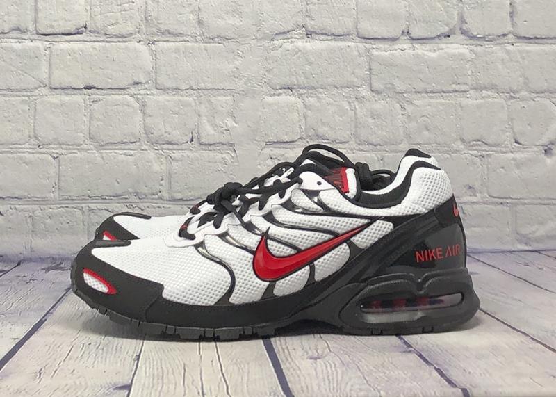 Nike Air Max Torch 4 White University Red Black | Soleracks