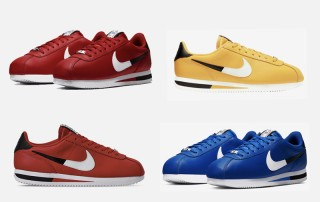Nike Cortez NBA Collection 2019 season