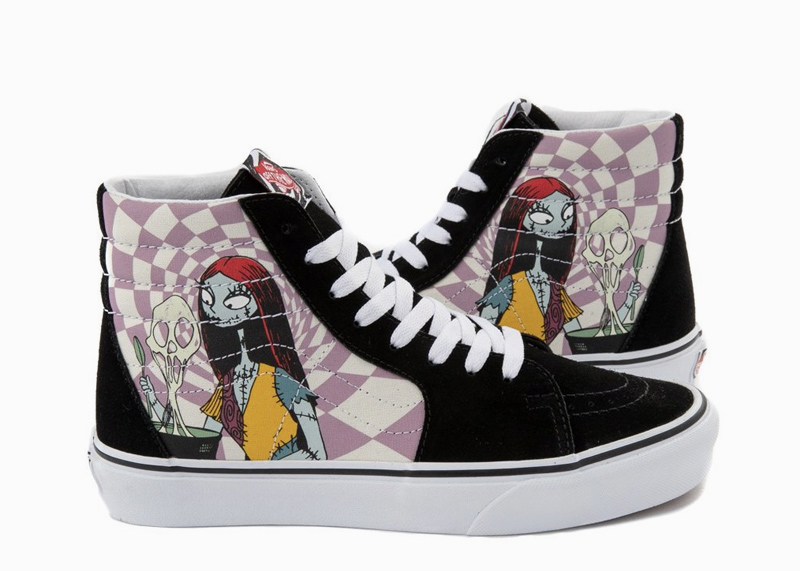 Vans x Disney The Nightmare Before Christmas Shoes Sallys Potion sk8