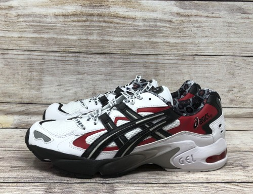 ASICS GEL-Kayano 5 OG White Black Red