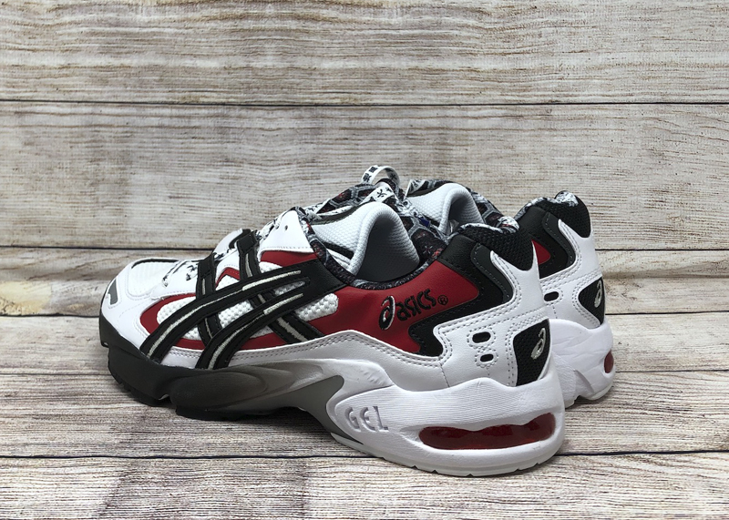 ASICS GEL Kayano 5 OG 1021A182 100 White Black Red 3