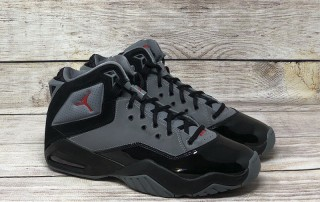 Jordan B Loyal cool gray black university red CQ 9449 001