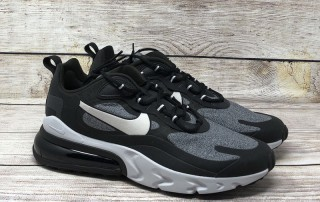 Nike Air Max 270 React black vast grey AO4971 001